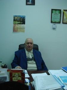 Борис Александрович Воронин