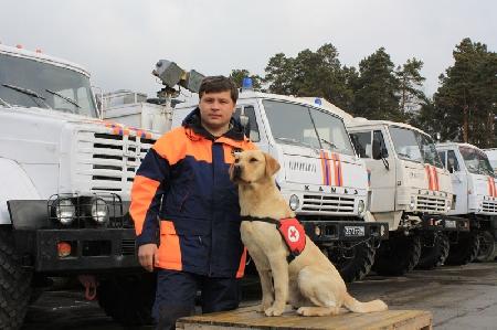 dog-rescuer